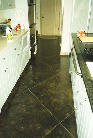 Services Texas Stained Concrete Inc